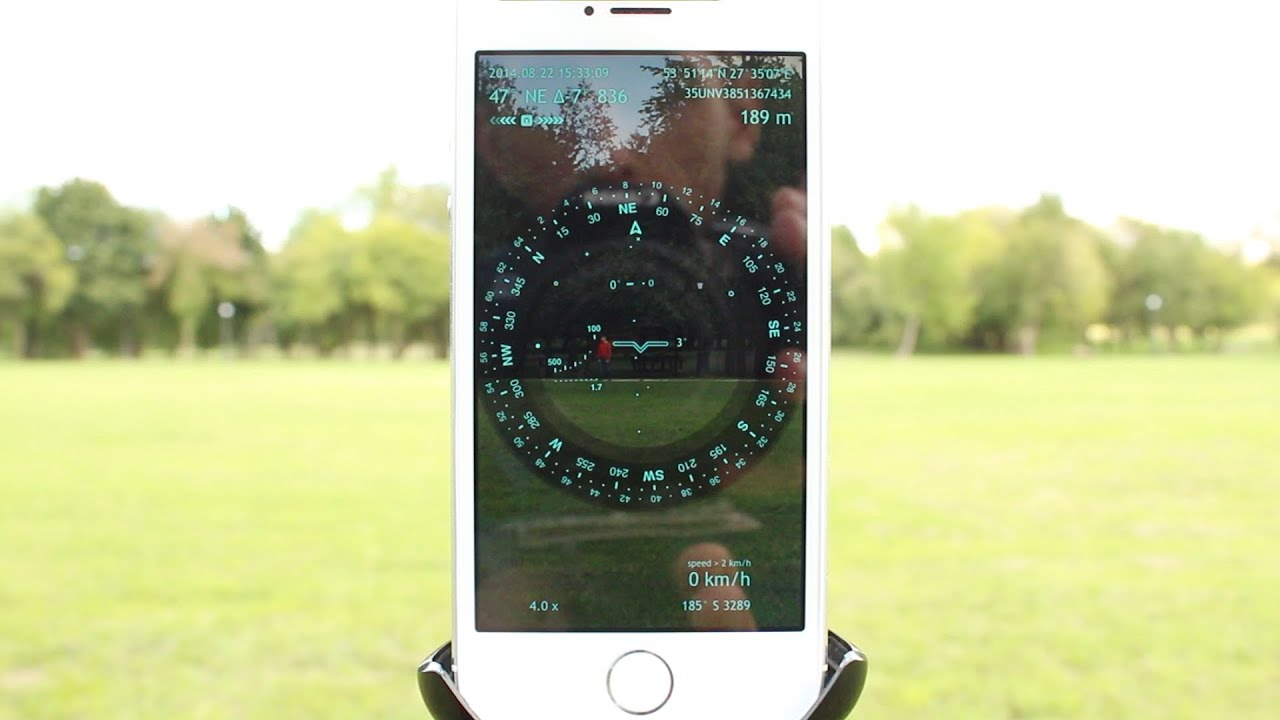 measure distance with iphone spyglass how to use the rangefinder to measure distance 15670