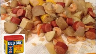 Shrimp Boil Recipe - How To Do A Shrimp Boil