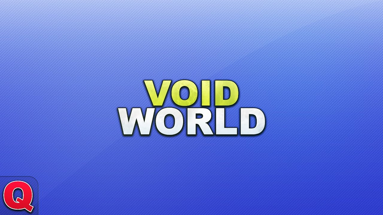 Minecraft void world quick tutorial 112 youtube minecraft void world quick tutorial 112 gumiabroncs Choice Image