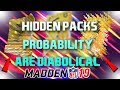 THESE SECRETLY HIDDEN PACKS WILL GIVE YOU ELITE BANGERS! MADDEN 19!