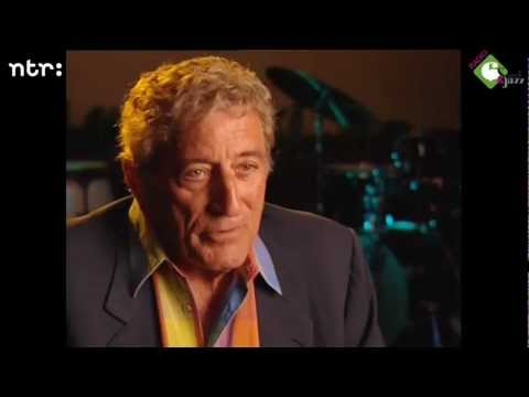 Tony Bennett - interview North Sea Jazz Festival 2000