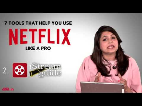 Hindi  हिन्दी 7 Tools be a Netflix PRO  Digit.in