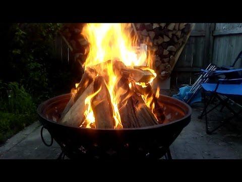 Dad Bod - Cheap & Easy DIY Firewood Rack