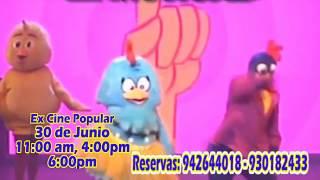 Masha Y El Oso Biper - Gallina Pintadita Teatro Musical Pasco.mp3