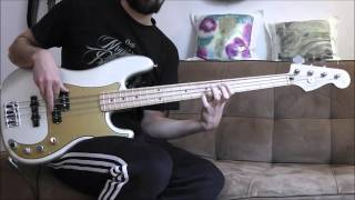 Fender Deluxe P-Bass Special