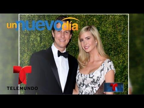 Descubre quién es Ivanka Trump, la hija del presidente | Un Nuevo Día | Telemundo
