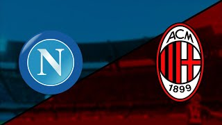 Napoli-Milan 1-3 SFOGO LIVE REACTION Serie A Tim