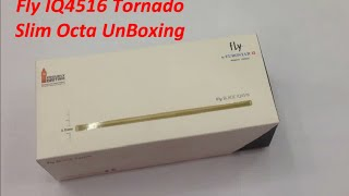 Fly IQ4516 Tornado Slim Octa UnBoxing (Gionee Elife S5.1)