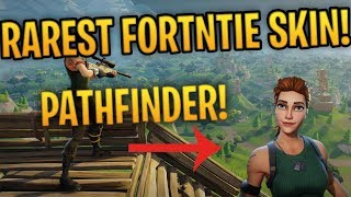 Pathfinder Fortnite Skin Gameplay! (2018)