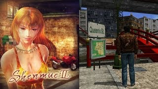Shenmue II Music: Aberdeen In-game (Compilation)