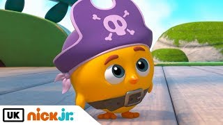 Top Wing | Cheep, Chirp, and the Pirate's Treasure | Nick Jr. UK