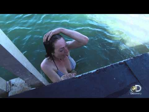 Bering Sea Polar Plunge | Bering Sea Gold