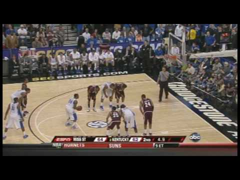 Cousins buzzer beater sends the SEC Championship into OT