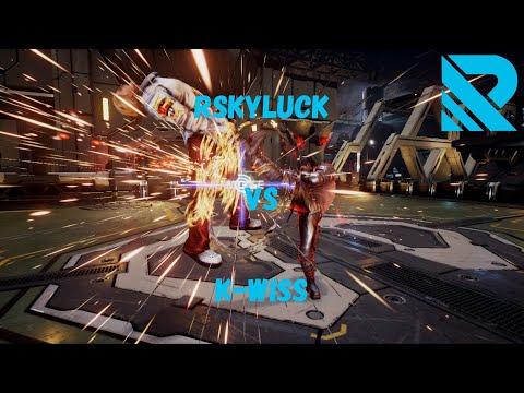 Rskyluck Vs Evil46 Worst Character In Tekken Tekken 7 Youtube