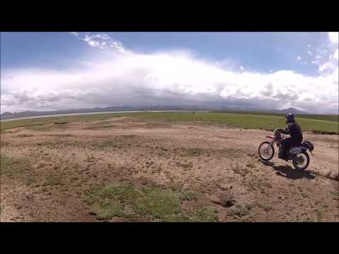 Motorcycletour in the Tibet Autonomous Region in China