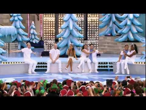 Ariana Grande - Last Christmas (Live at Disney Parks Christmas Parade 2014)