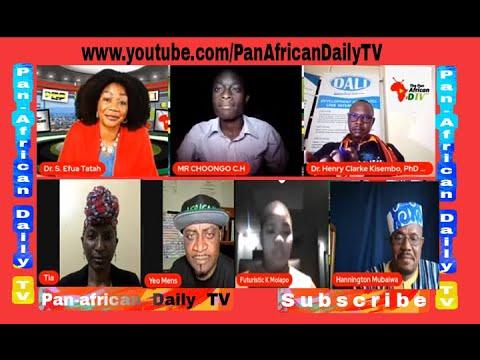 Rapid Africa Plan Calls On urgent African People's Alliance