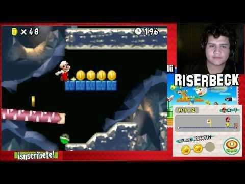 New Super Mario Bros Ds - FAIL- ME TROLEO EL INTERNET, no lo veas :c