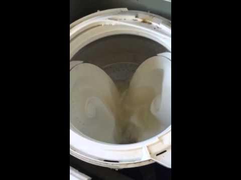 Maytag Neptune Top Load Washer Creepy Agitator Youtube