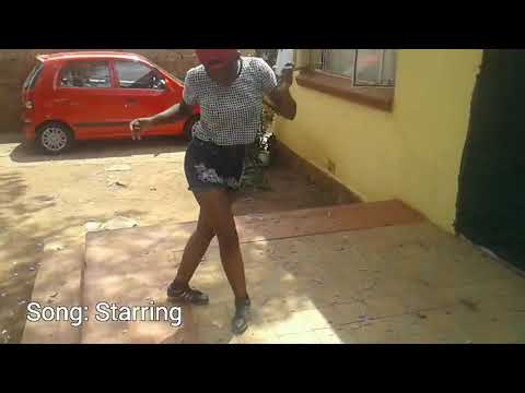 Dj Maphorisa - Midnight Starring! - 12 Year old Nthabi with hot Dance Moves (pt.1)