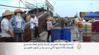صيد الأسماك وجه آخر للصراع ببحر جنوب الصين