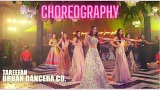 Tareefan Wedding Choreography | Urban Dancera