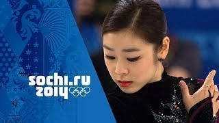 Yuna Kim Claims Silver With A Superb Performance | Sochi 2014 Winter Olympics
