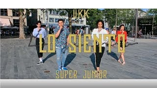 [K-POP IN PUBLIC Switzerland] SUPER JUNIOR 슈퍼주니어_Lo Siento (Feat. KARD)_UKK Dance Cover