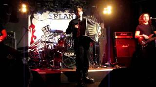 Rammstein - Mutter (accordeon cover by Gosha Kiselev) Live