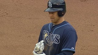 Ben Zobrist gets four hits, eight RBIs vs. Twins