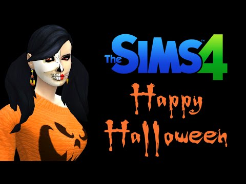The Sims 4 Halloween Custom Content Amp Mods Youtube