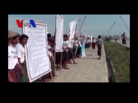 Burma Erupts in Anger over China Pipeline (VOA On Assignment May 3)