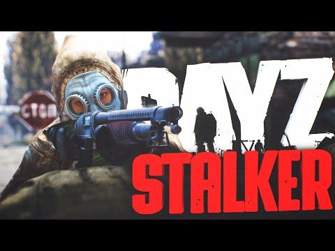 Сталкер входит в зону - DayZ