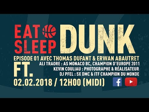 EAT.SLEEP.DUNK Episode 01