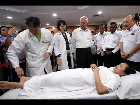 PM announces RM3mil allocation for Tung Shin and Chinese Maternity hospitals