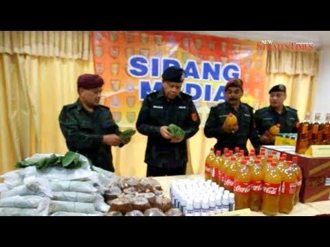 GOF seizes three tonnes of Ketum leaves worth RM300,000