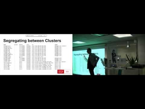 Emmanuel Frécon - Machinery: Cluster management at the comma