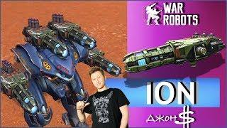 War Robots - Spectre ION Mk2!