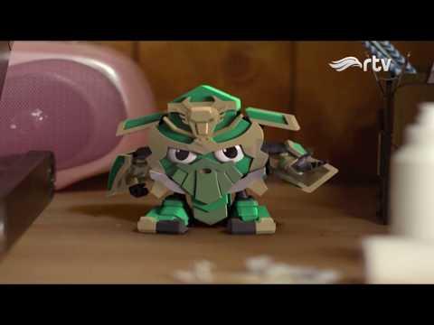 Legend Hero RTV : Sang Legend Hero Ganwu (Episode 1)