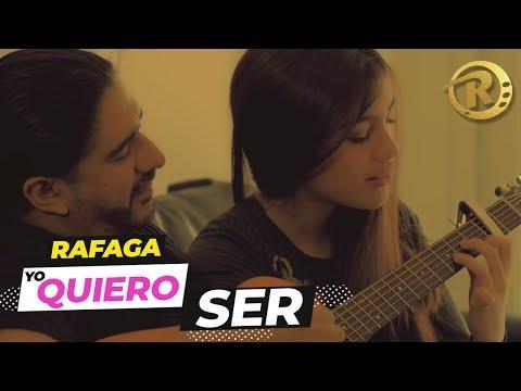 Ráfaga - Yo Quiero Ser (Video Oficial) | Cumbia