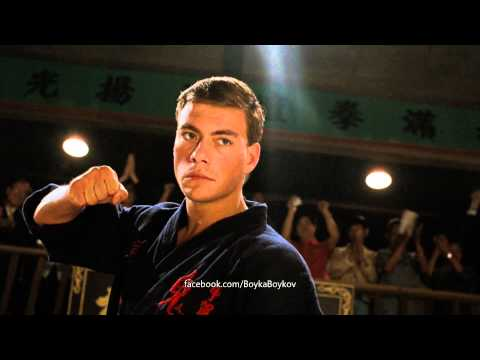 Bloodsport - Frank Dux First Fight 1080p