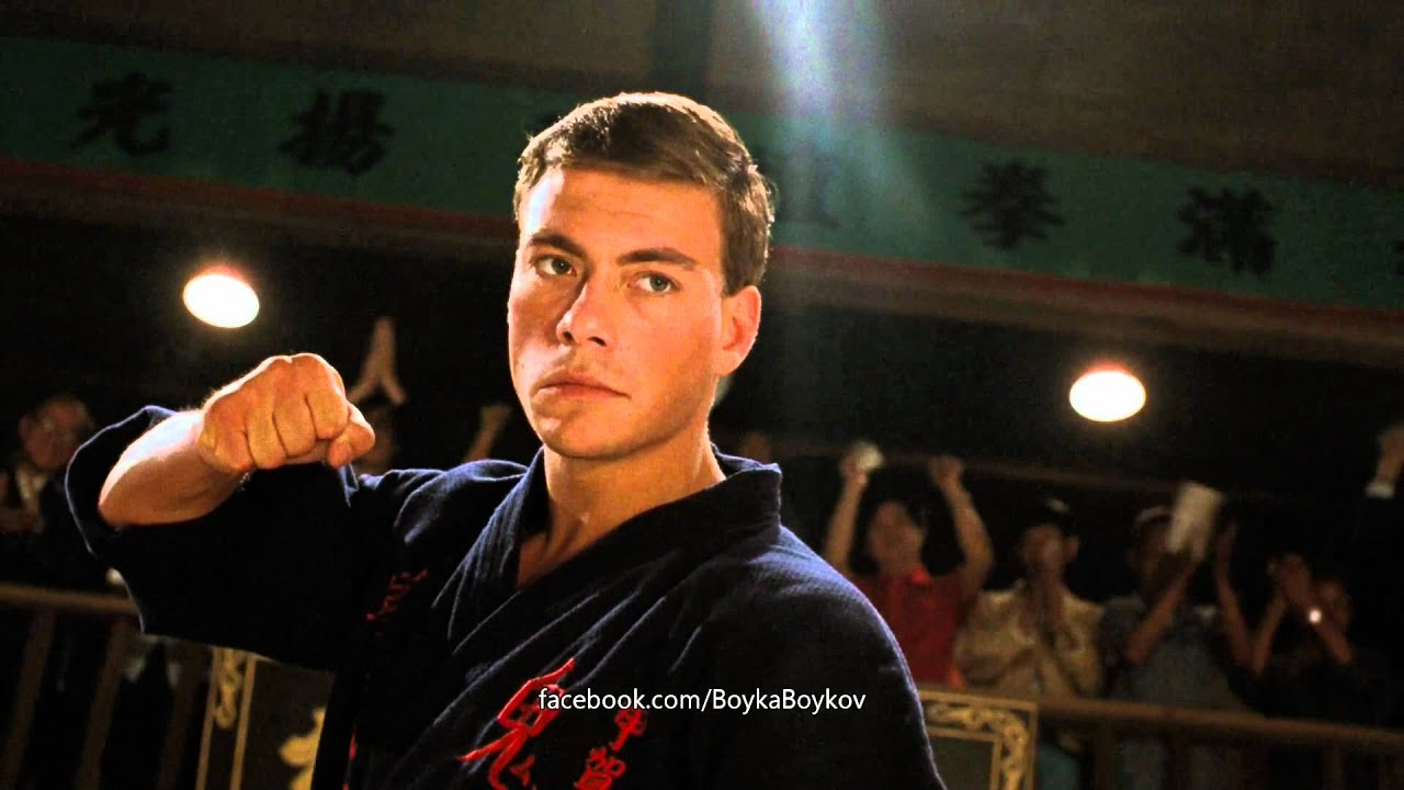 Bloodsport Semi Final Fight From Youtube