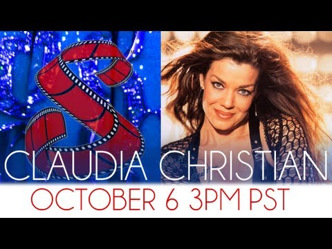 Claudia Christian : Secrets of the Red Carpet