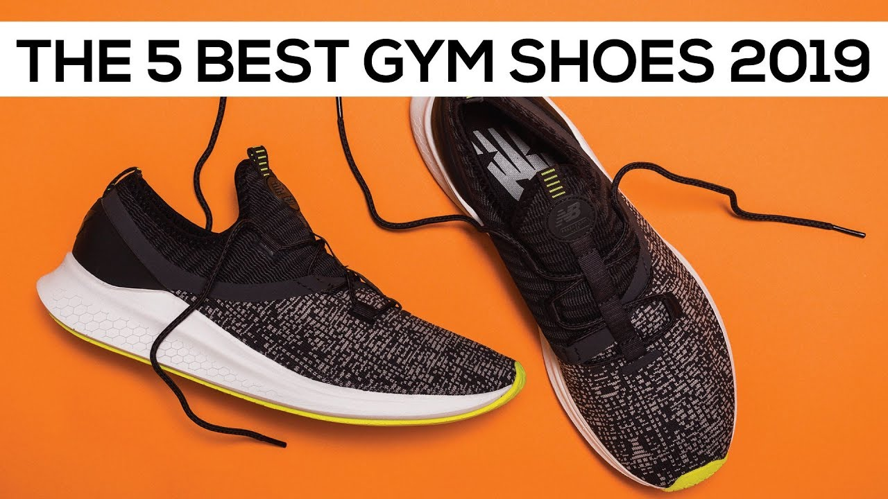 Best running shoes for gym and weight training – 2019