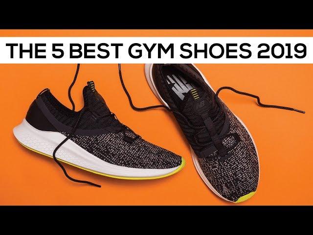 best footwear for gym