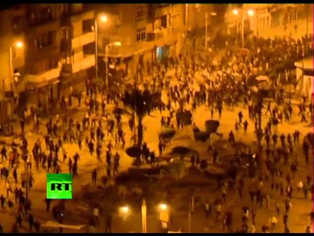 Протесты в Египте не утихают