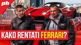 KAKO da dođete do Ferarija? Kako rentati Ferari ili Lamborghini?