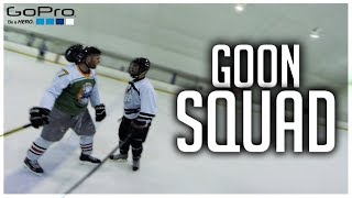 GoPro Hockey | THE GOON SQUAD *FIGHTS*