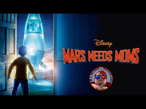 Mars Needs Moms (2011) Movie Review || The Movie The Ended ImageMovers Digital?