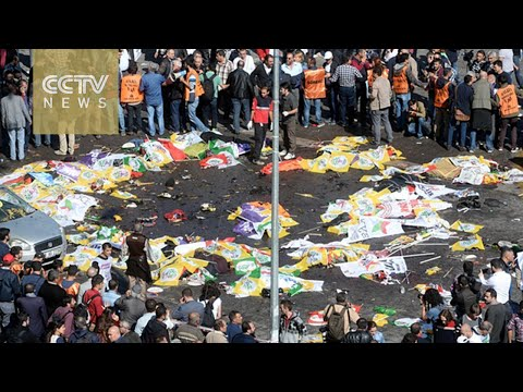 Turkish prosecutors: Ankara bombings ordered by ISIL